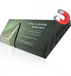 Business Card - Magnets