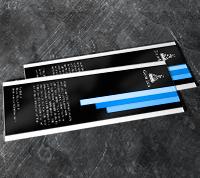 Signets Laminé Mat+Vernis Sélectif UV