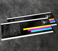 Gloss Lamination Bookmarks