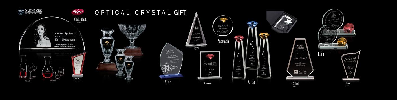 Optical Crystal Gift Engraving