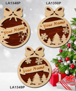 Personalized Laser cut coaster set Modern wood coasters Decorative coasters Geometric-coasters set Unique coasters Laser cut wood
