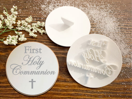 First Holy Communion – Cookie Stamp