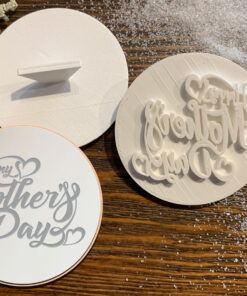 Happy Mother's Day – Cookie Stamp