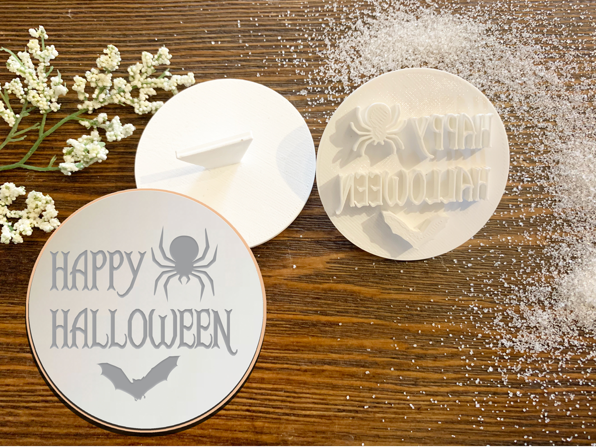 Happy Halloween – Cookie Stamp