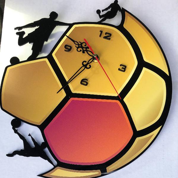 Horloge - Laser Cut Wall Clock