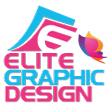 Elite Graphic Design Logo