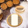 Pochoir PETG Design Cookies Pâtisserie Sucre Sucré Forme géométrique Line Amour Nouriture Cuisine