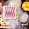 Cookies Pattern Stamp 3D Embosser