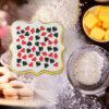 Étampe à biscuit, Étampe de fondant de biscuit pour la décoration de cupcake