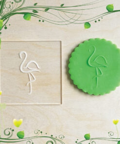 Acrylic Outbosser Embosser cookies stamps for sugar paste cupcakes Animal