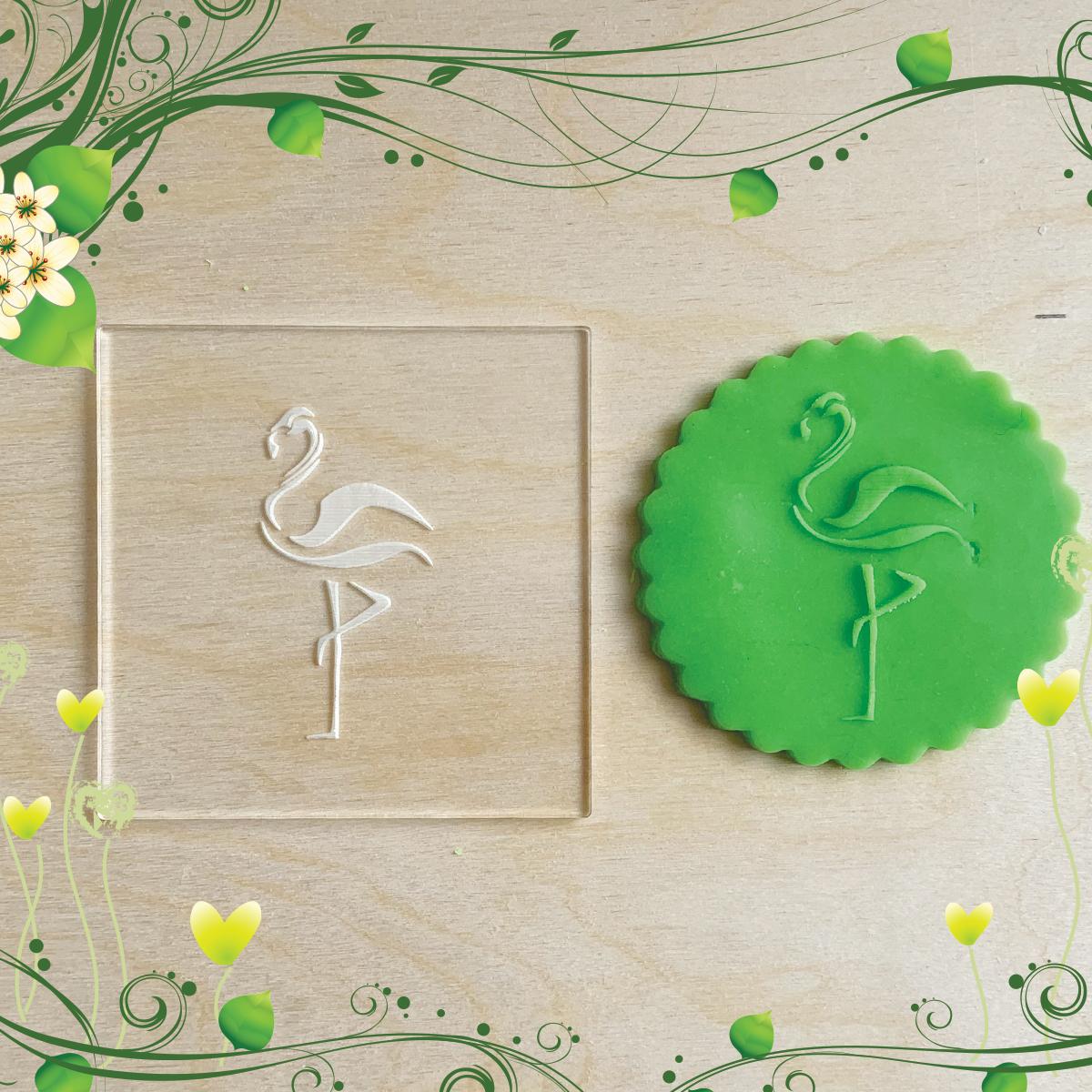 Tampons de biscuits en acrylique Embosseur pour cupcakes en pâte à sucre Animal